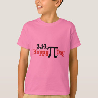 Happy Pi Day 3.14 - March 14th T-Shirt