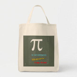 Happy Pi Day and Beyond Canvas Bags