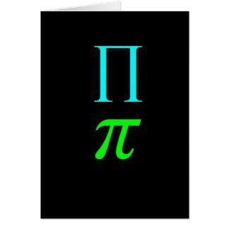 Happy Pi Day Greeting Card 03.14 & 03.14.15