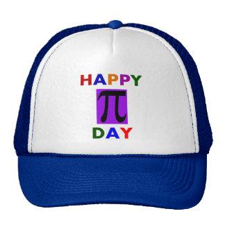 HAPPY PI DAY HAT
