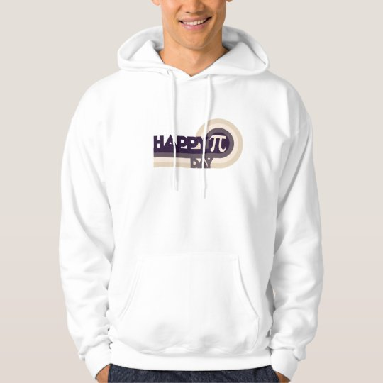 Happy Pi Day Hoodie