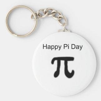 Happy Pi Day Key Chain