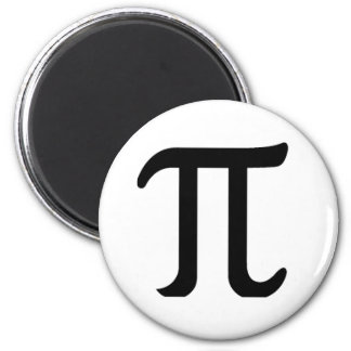 Happy Pi Day Magnets
