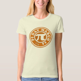 Happy Pi Day March 14 T-Shirt