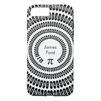 Happy Pi Day Math Digits 3.14 Mathematics Funny iPhone 7 Plus Case