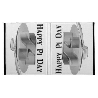 Happy Pi Day - Pi on a Silver Platter iPad Folio Cases