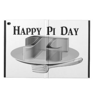 Happy Pi Day - Pi on a Silver Platter Powis iPad Air 2 Case