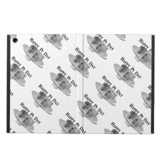 Happy Pi Day - Pi on a Silver Platter iPad Air Cases