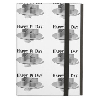 Happy Pi Day - Pi on a Silver Platter Case For iPad Air