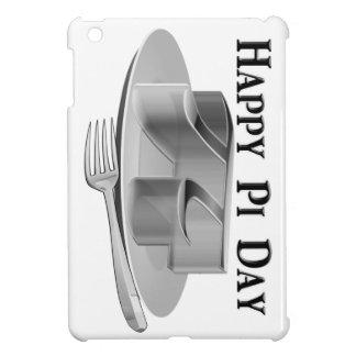 Happy Pi Day - Pi on a Silver Platter iPad Mini Cases