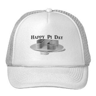 Happy Pi Day - Pi on a Silver Platter Trucker Hat