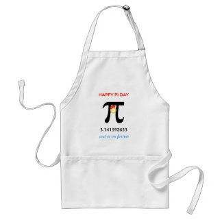 Happy Pi Day, So On and Forever Aprons