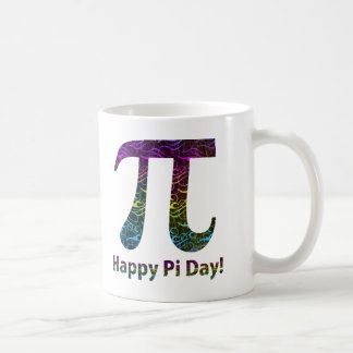 Happy Pi Day Tees and Gifts Classic White Coffee Mug