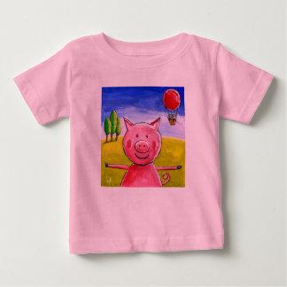 Happy pig baby T-Shirt
