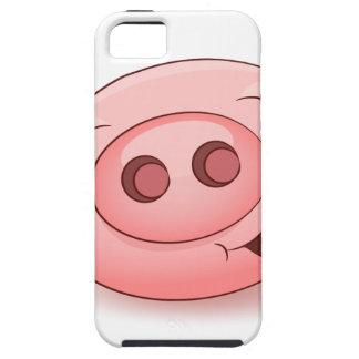 Happy Pig Icon iPhone SE/5/5s Case