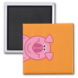 HAPPY PIG FRIDGE MAGNETS