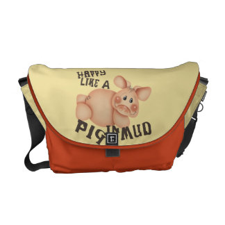 Happy Pig Commuter Bags