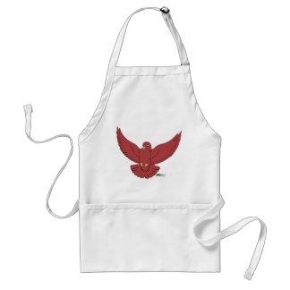 Happy Pigeon Adult Apron