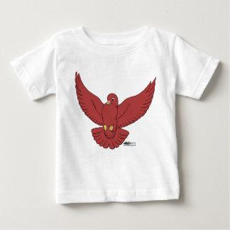 Happy Pigeon Baby T-Shirt