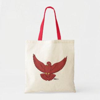Happy Pigeon Tote Bag