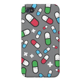 happy pills iPhone 4 case