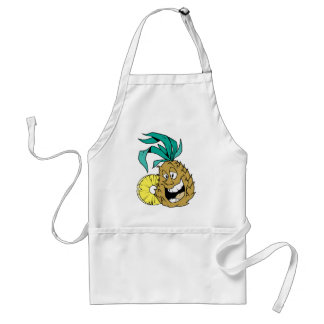 Happy Pineapple Adult Apron