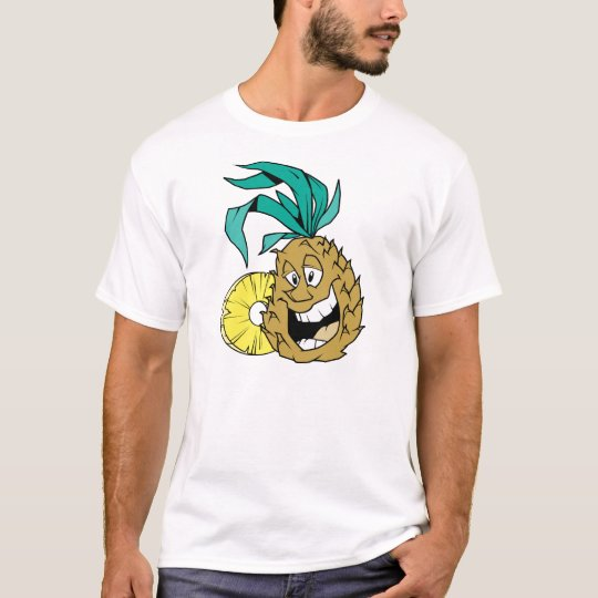 Happy Pineapple T-Shirt