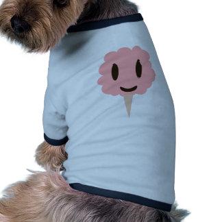 Happy Pink Cotton candy Doggie Tshirt