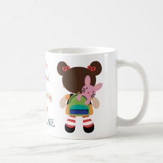Happy Place Backpack Coffee Mug