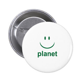 Happy Planet Buttons