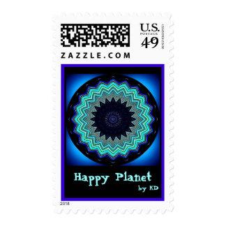 Happy Planet Postage
