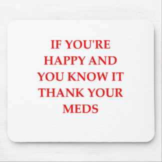 HAPPY.png Mouse Pad