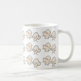 Happy Popcorn Coffee Mug