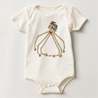 Happy Postman Baby Bodysuit