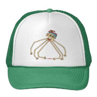 Happy Postman Trucker Hat