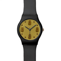 Happy Potato Wrist Watch