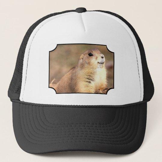 Happy Prairie dog hat