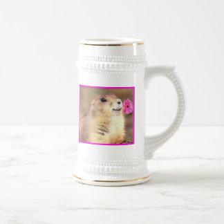 Happy Prairie dog mug