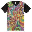 Happy Psychedelic All-Over Shirt (<em>$39.95</em>)