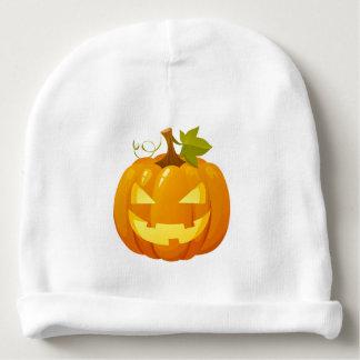 Happy Pumpkin Baby Beanie