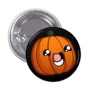 Happy Pumpkin Button