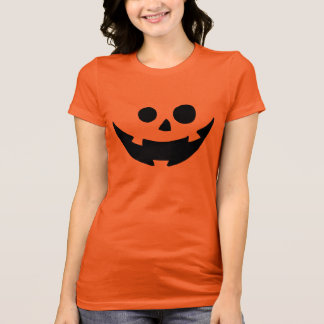 Happy Pumpkin Face Costume T-Shirt