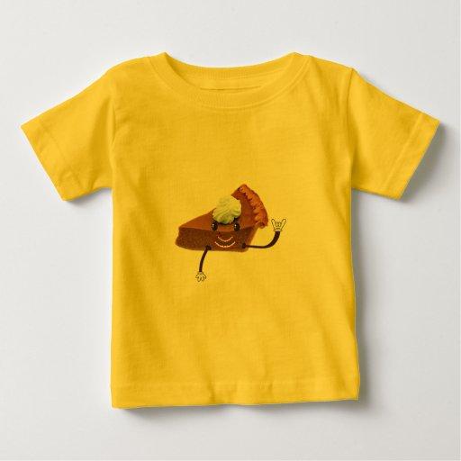 Happy Pumpkin Pie Infant T-shirt