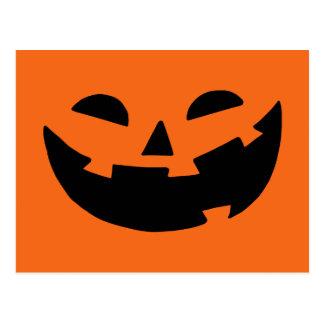 Happy Pumpkin Post Cards