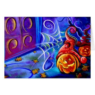 Happy Pumpkins Card