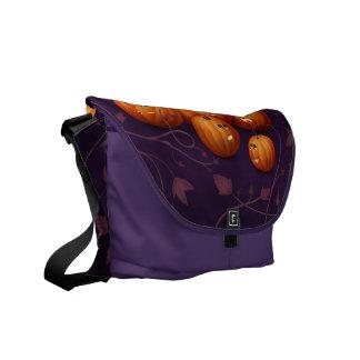 Happy Pumpkins Courier Bag