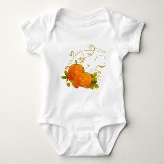 Happy Pumpkins Infant Creeper