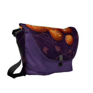 Happy Pumpkins Messenger Bag
