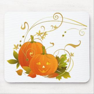Happy Pumpkins Mouse Pad