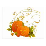 Happy Pumpkins Postcards